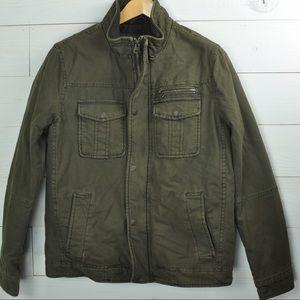 Levi's warm barn/ bomber style jacket